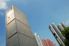 Configuración urbana fotografía de archivo