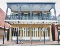 Configuración de New Orleans Foto de archivo libre de regalías