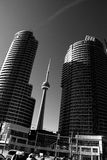 Configuración de Toronto Foto de archivo