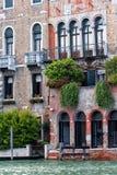 Configuración en Venecia, Italia Imágenes de archivo libres de regalías