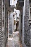 Configuración envejecida en país de China meridional Imagenes de archivo