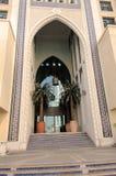 Configuración oriental del estilo en Dubai Foto de archivo libre de regalías