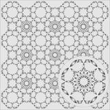 Configuration abstraite. Photo libre de droits