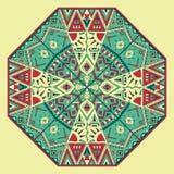 Configuration abstraite dans une forme de diamant Image libre de droits
