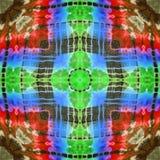 Configuration abstraite de fond Images libres de droits