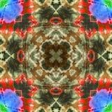 Configuration abstraite de fond Image libre de droits