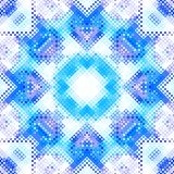 Configuration abstraite géométrique illustration libre de droits