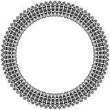 Configuration abstraite géométrique Photos stock