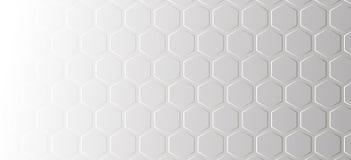 Configuration abstraite honeycombs Photo libre de droits
