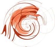 Configuration abstraite simple Image stock
