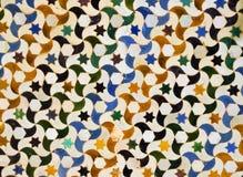 Configuration artistique de mur Image libre de droits
