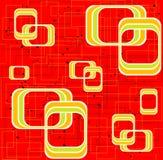 configuration carrée Photographie stock libre de droits