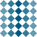 Configuration carrée Photographie stock