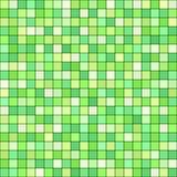 Configuration carrée Fond sans couture de tuile de vecteur Photo stock