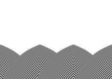 Configuration circulaire abstraite illustration libre de droits
