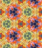 Configuration colorée abstraite Photos libres de droits