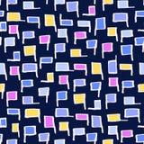 Configuration color?e abstraite illustration libre de droits