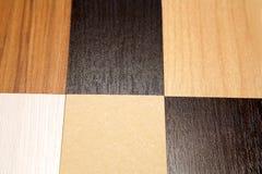configuration d'étage en bois Images stock