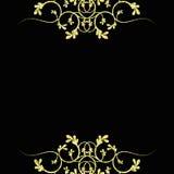 Configuration d'or Images libres de droits