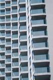 Configuration de balcon Image libre de droits