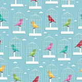 Configuration de Birdcage illustration libre de droits