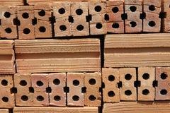Configuration de brique Images libres de droits