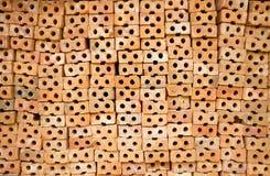 Configuration de brique photo libre de droits