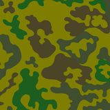Configuration de camouflage Photos libres de droits
