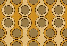 Configuration de cercle Photographie stock