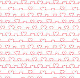 Configuration de coeur Photo stock