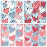 Configuration de coeur   Illustration Libre de Droits