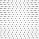 Configuration de coeur Vecteur sans joint Image stock