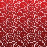 Configuration de cru sur un fond rouge illustration stock