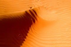 Configuration de désert Image stock