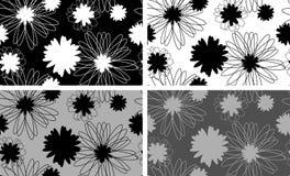 Configuration de fleur sans joint Photographie stock libre de droits