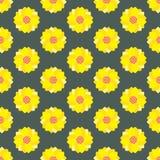 Configuration de fleur sans joint Photographie stock
