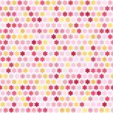 Configuration de fleur Vecteur sans joint Images libres de droits