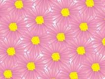 Configuration de fleurs Illustration de Vecteur