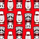 Configuration de fond de masque illustration libre de droits