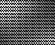 Configuration de fond en métal Photo libre de droits