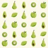 Configuration de fruit Photo libre de droits