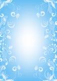 Configuration de l'hiver Image stock