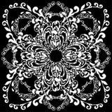 Configuration de lacet illustration stock