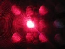 Configuration de laser Image libre de droits