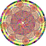 Configuration de mosaïque illustration libre de droits
