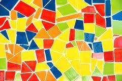 Configuration de mosaïque colorée Image libre de droits