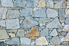 Configuration de mur en pierre image libre de droits