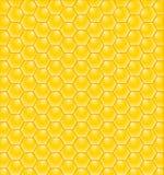 Configuration de nid d'abeilles Photographie stock libre de droits