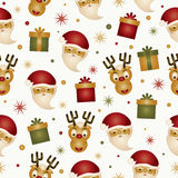 Configuration de Noël Images libres de droits