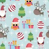 configuration de Noël sans joint Images libres de droits